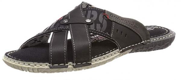 Dockers Herren Schuhe 44PS002-607 (Schwarz 100)