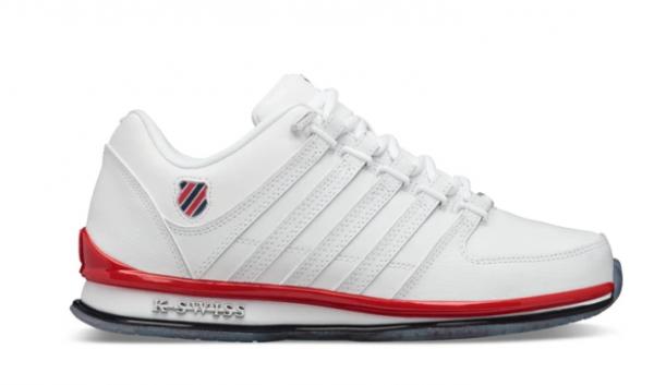 K-Swiss Rinzler SP SB Herren Sneaker 06604 (Weiß 149)