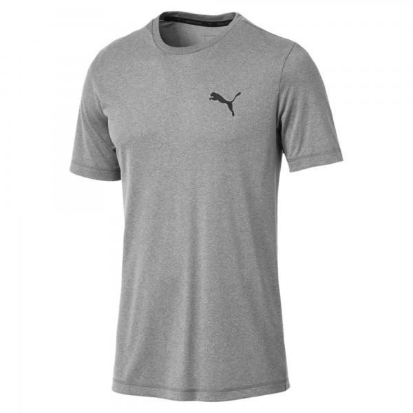Puma Active Tee Herren T-Shirt (Grau 03)