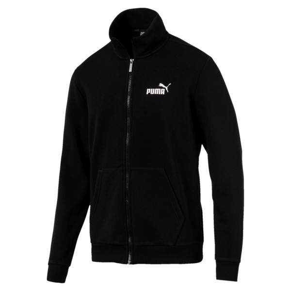 Puma ESS Track TR Herren Sweatjacke 851771 (Schwarz 01)