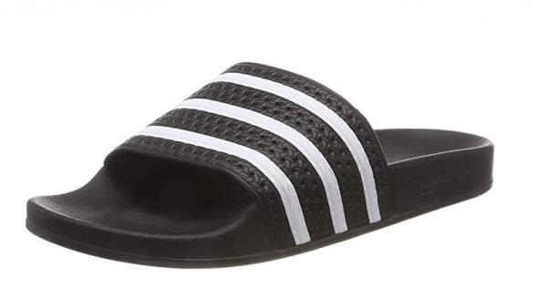 Adidas Adilette Herren Badeschuhe 280647 (Schwarz)