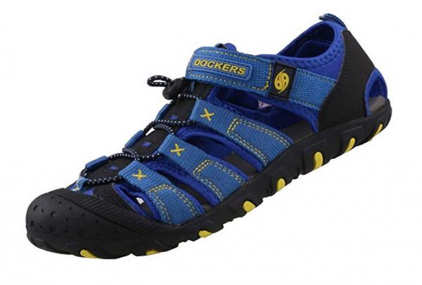 Dockers Kinder Sandalen 40TW650-637 (Blau 666)
