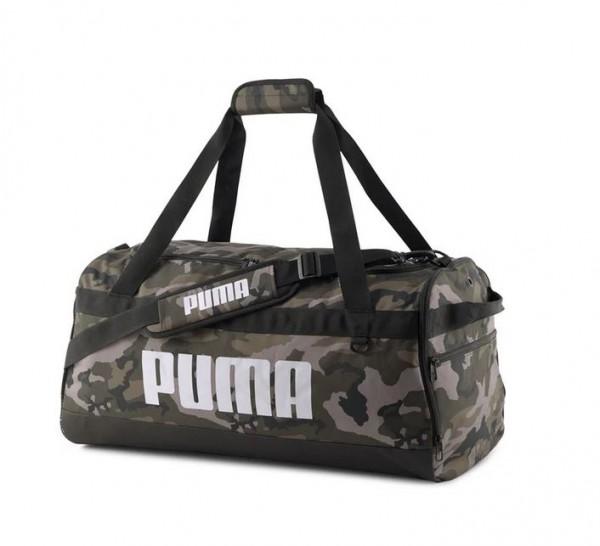 Puma Challenger Duffel Bag M Sporttasche 076621 (Grün 07)