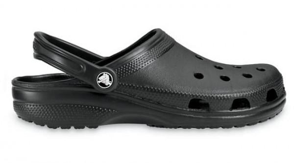 Crocs Classic Clogs (Black)