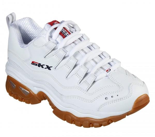 Skechers Energy - Timeless Vision Damen Sneaker 13423 (Weiß-WHT)