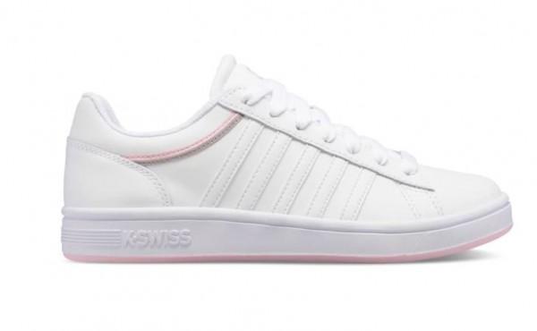 K-Swiss Court Winston Damen Sneaker 96154 (Weiß 168)