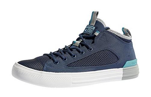 Converse CTAS Ultra Mid Sneaker 160484C (Blau)