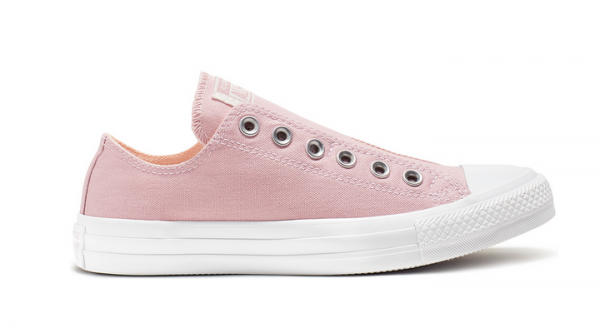 Converse Chuck Taylor All Star Slip On Damen Sneaker 164304C (Rosa)