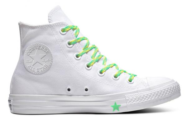 Converse Chuck Taylor All Star HI Sneaker 564123C (Weiß)