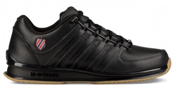 K-Swiss Rinzler SP Herren Sneaker 02283 (Black/Red/Gum 81)