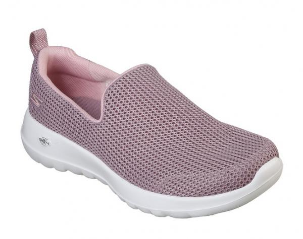 Skechers GOwalk Joy - Centerpiece Damen Sneaker 15637 (Rosa-MVE)