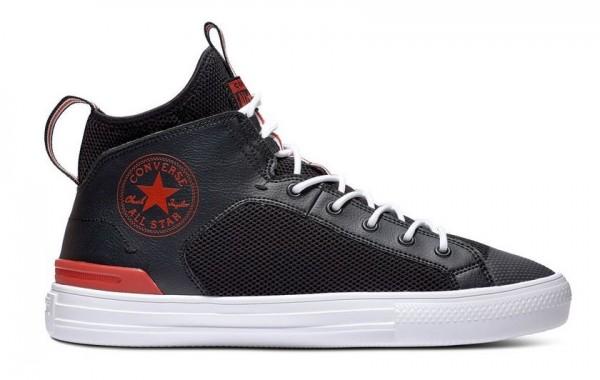 Converse Chucks Taylor All Star Ultra Mid Sneaker 166981C(Schwarz)