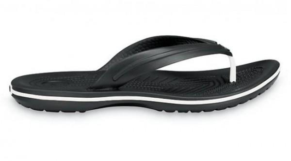 Crocs Crocband Flip Zehentrenner (Black)