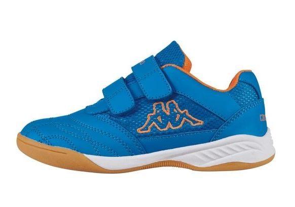 Kappa KICKOFF Kinder Sneaker 260509K (Blau 6044)