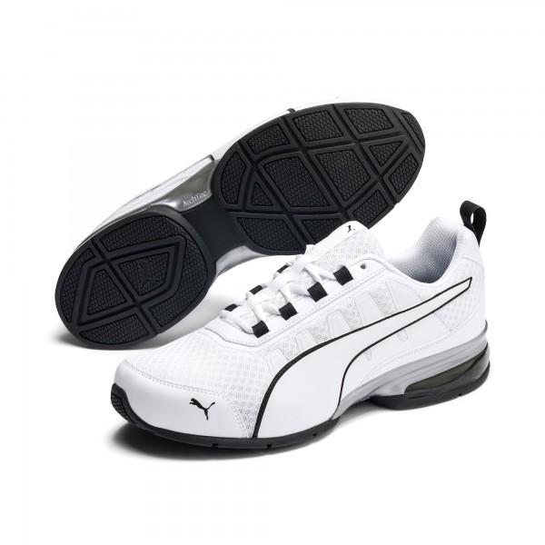 Puma Leader VT Mesh Herren Sneaker 365292 (Weiß 10)
