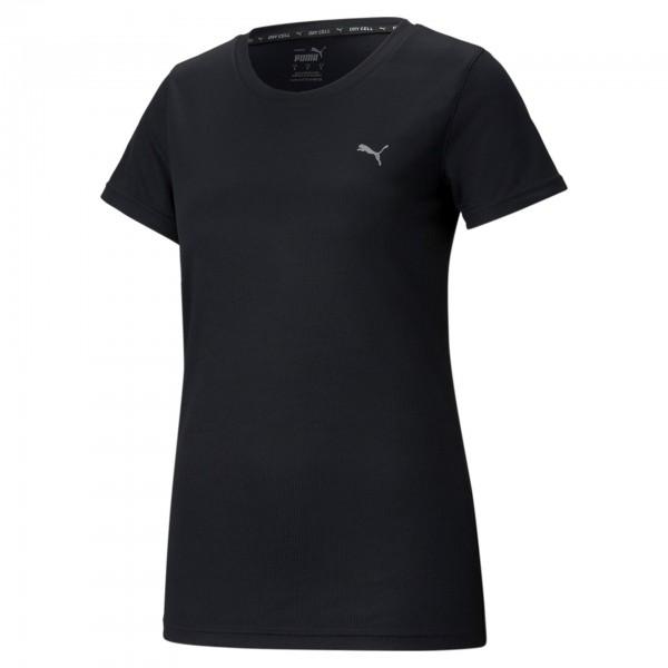 Puma Performance Tee Damen T-Shirt 520311 (Schwarz 01)