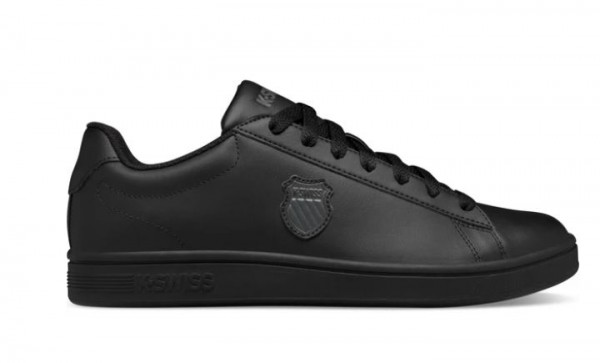 K-Swiss Court Shield Herren Sneaker 06599 (Schwarz 001)