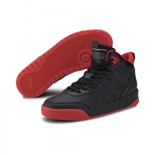 Puma Backcourt Mid Herren Sneaker 374139 (Schwarz 03)