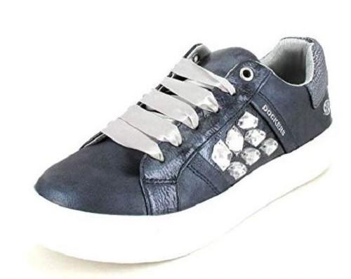Dockers Damen Sneaker 42BM218-680 (Blau 660)