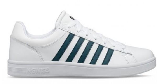 K-Swiss Court Winston Herren Sneaker 06154(Weiß 945)