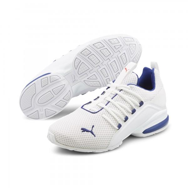Puma Axelion LS Herren Sneaker 194384 (Weiss 02)