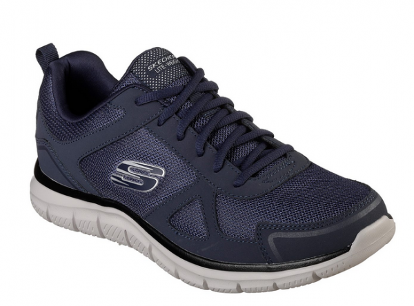Skechers Track Herren Sneaker 52631 (Blau-NVY)