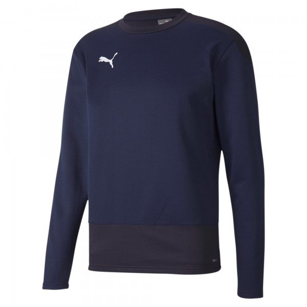 Puma TeamGOAL 23 Training Herren Sweatshirt 656478 (Blau 06)