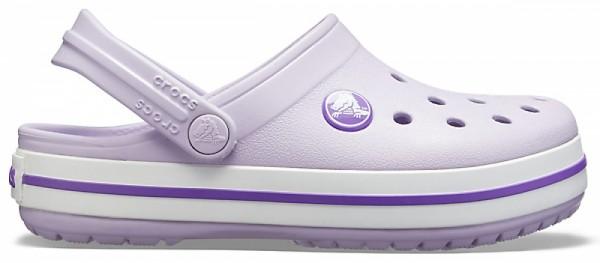Crocs Crocband Kinder (Lavender/Neon Purple)