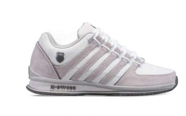K-Swiss Rinzler Herren Sneaker 01235 (Weiß/Grau 146)
