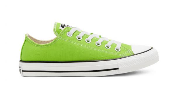 Converse Chucks Taylor All Star Ox Low Sneaker 168581C (Grün)
