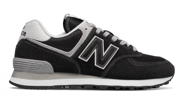 New Balance Damen Sneaker WL574EB (Schwarz)