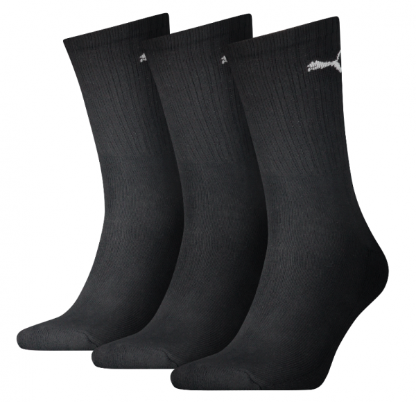 Puma 9er Pack Sport Socken 7312 (Schwarz 200)