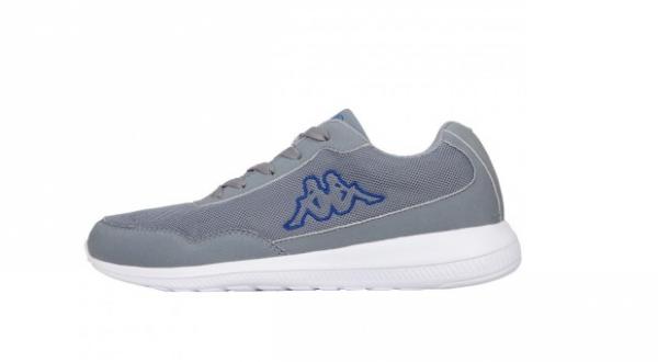 Kappa Follow Herren Sneaker 242495 (Grau 1660)