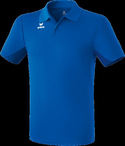 Erima Functional Herren Polo T-Shirt 211343 (Blau)