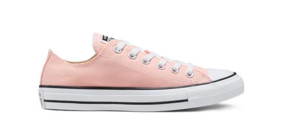 Converse Chuck Taylor All Star Ox Low Damen Sneaker 167633 (Rosa)