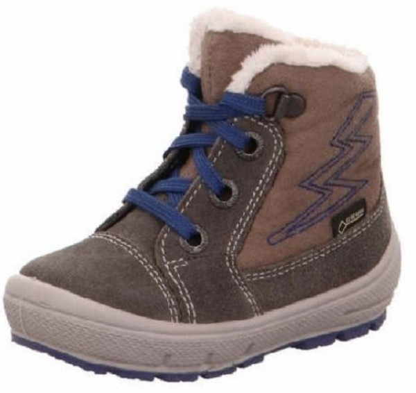 Superfit Groovy Kinder Winterstiefel 5-09306 (Braun 30)
