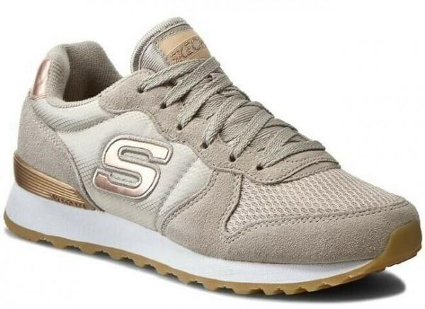 Skechers OG 85 Goldn Gurl Damen Sneaker (Beige-TPE)