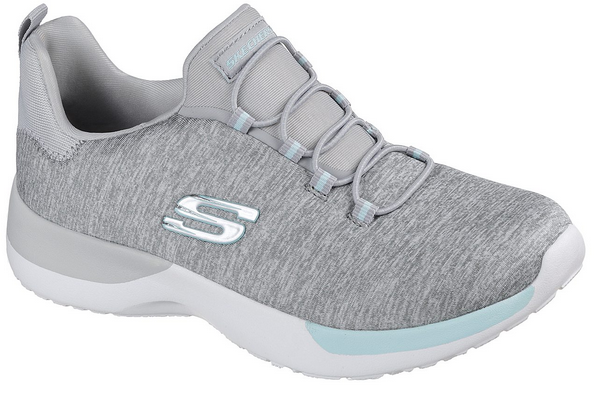 Skechers Dynamight Break-Through Damen Sneaker 12991 (Grau-LGAQ)