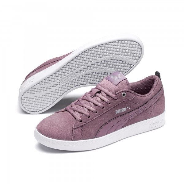 Puma Smash Wns v2 SD 365313 (Elderberry-White 12)