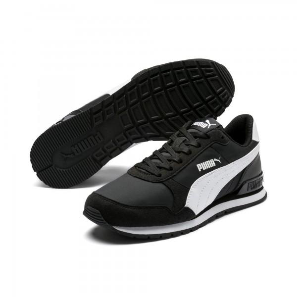 Puma ST Runner v2 NL Jr Kinder Sneaker 365293 (Schwarz 01)