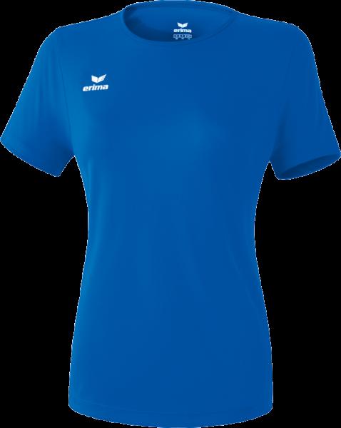 Erima Teamsport Function Damen T-Shirt 208615 (Blau)