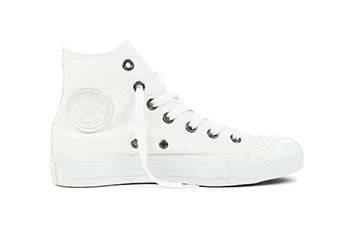 Converse Chucks Taylor All Star HI (White Mono)