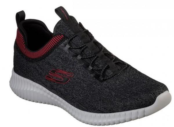 Skechers Elite Flex - Hartnell Sneaker (Schwarz - BKRD)