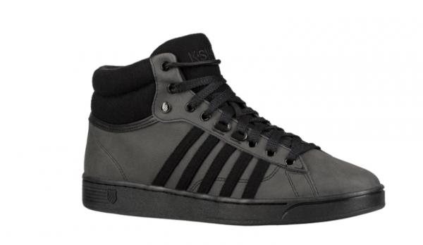 K-Swiss Hoke Mid CMF Herren Sneaker (Schwarz 001)