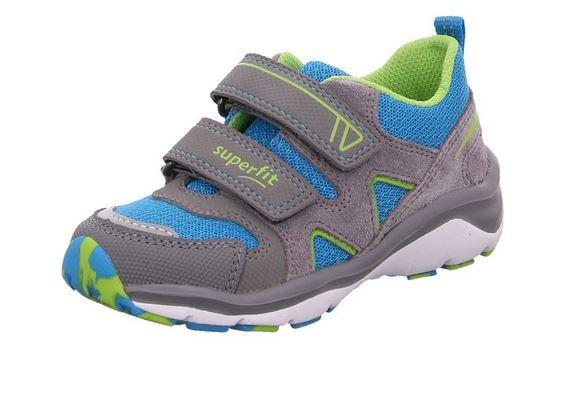 Superfit Sport5 Kinder Sneaker 6-09242 (grau 25)