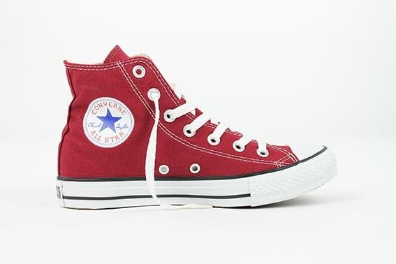 Converse Chucks Taylor All Star HI Sneaker M9613 (Maroon)