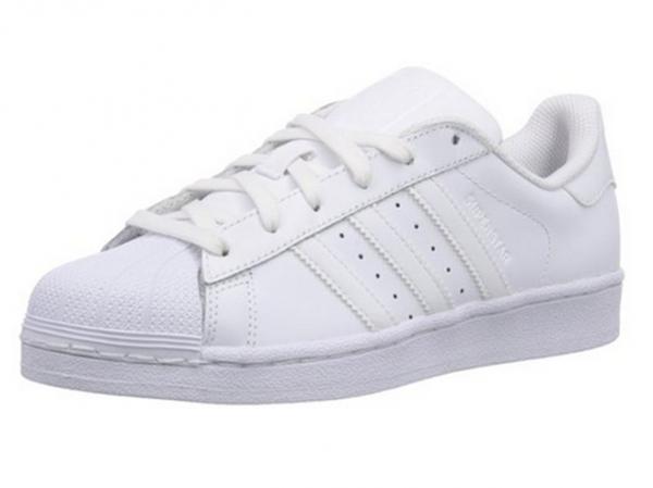Adidas Superstar Foundation (white-white)