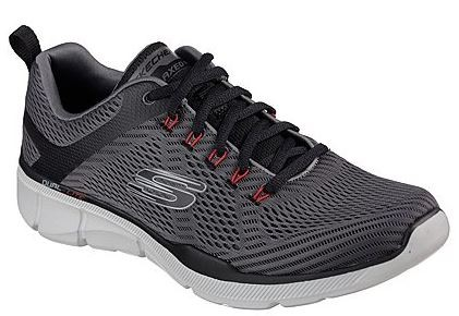 Skechers Relaxed Fit: Equalizer 3.0 52927 (Grau-CCBK)