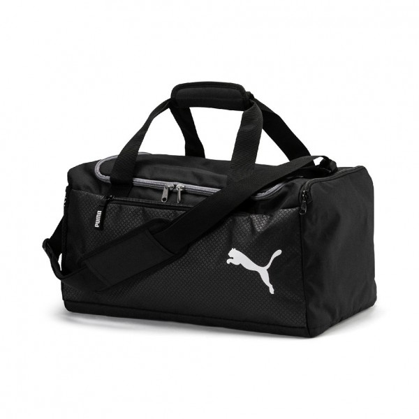 Puma Fundamentals Sports Bag S 075527 (black 01)