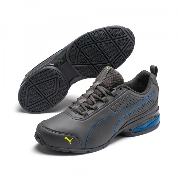 Puma Leader VT SL Herren Sneaker 365291 (Grau 10)